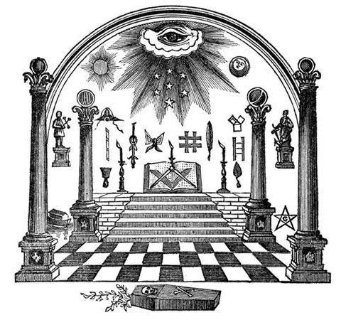 Freemasonry...brotherly love, relief and truth.