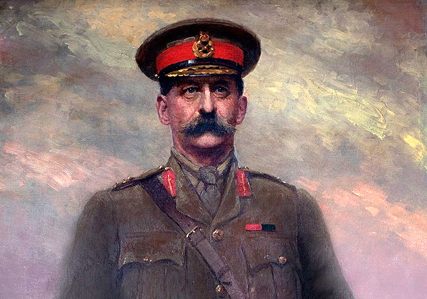 Major-General Malcolm Smith Mercer